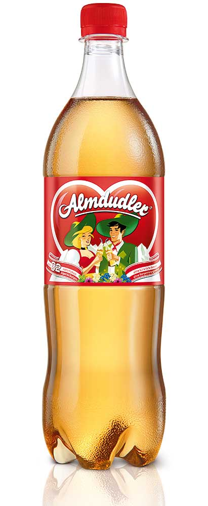 Almdudler traditionell 1l