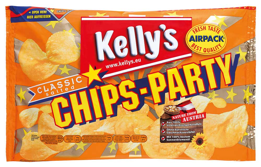 Kelly's Chips Party Classic