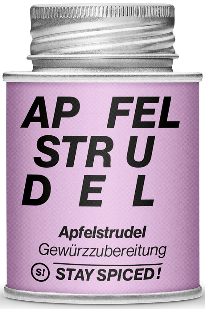 STAY SPICED! Apfelstrudel Mix