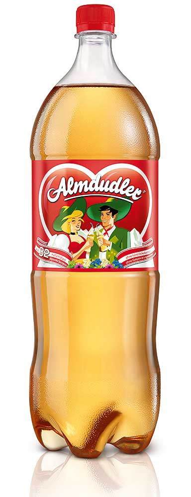 Almdudler traditionell 2l